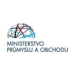 Logo MPO, energy and transport references